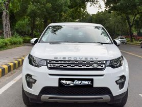 Land Rover Discovery Sport TD4 HSE 2017 AT for sale