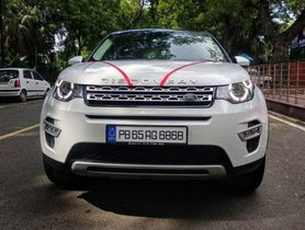 Land Rover Discovery Sport SD4 HSE Luxury 2017 AT for sale