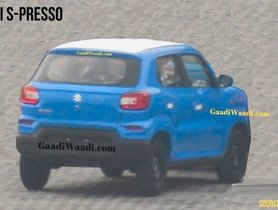 Maruti S-Presso To Slot Between Alto K10 and Celerio