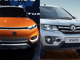 Maruti S-Presso Vs Renault Kwid Comparison – Exterior, Interior, Specifications, and Price