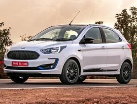 New-Gen Ford Figo And Aspire Launch Timeline Disclosed
