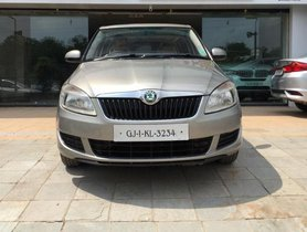 Skoda Fabia 1.2 MPI Active MT 2011 for sale