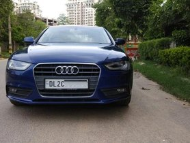 Audi A4 35 TFSi Premium AT 2014 for sale