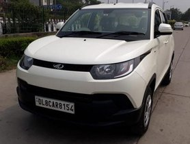 Used Mahindra KUV100 NXT MT car at low price