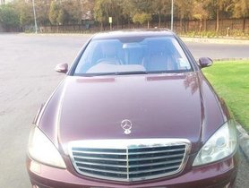 2009 Mercedes Benz S Class 2005 AT 2013 for sale