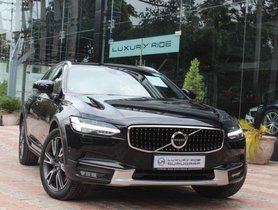 Used 2017 Volvo V90 Cross Country AT for sale