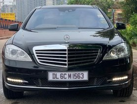 Mercedes Benz S Class 2005 2013 2012 AT for sale