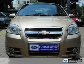2010 Chevrolet Aveo MT for sale