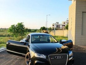 2011 Audi S5 AT for sale at low price