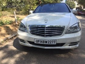 Used 2012 Mercedes Benz S Class AT 2005 2013 for sale