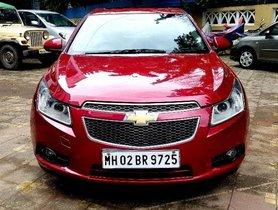 2011 Chevrolet Cruze LTZ MT for sale