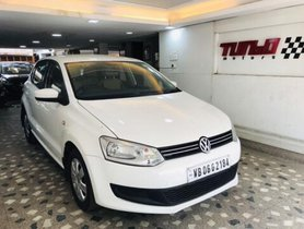 Used Volkswagen Polo Petrol Trendline 1.2L 2011 MT for sale