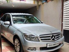 Mercedes Benz C-Class C 220 CDI Elegance MT 2010 for sale