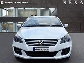 Used Maruti Suzuki Ciaz MT for sale at low price