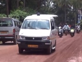 PWD Engineer And Contractor Made To Experience A Ride In An Ambulance On Potholed Road