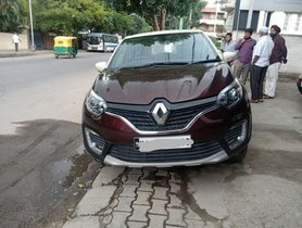 Used 2017 Renault Captur MT for sale