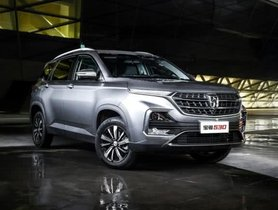 Baojun 530 (MG Hector) Gets A Six-Seat Version In China