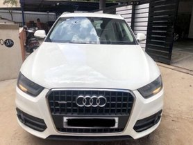 Audi Q3 2012-2015 2013 AT for sale