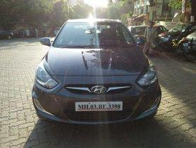 Hyundai Verna 2012 1.6 SX CRDi (O) MT for sale