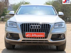 Used 2013 Audi Q5 2.0 TDI AT for sale