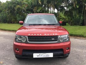 Used Land Rover Range Rover Sport AT for sale at low price