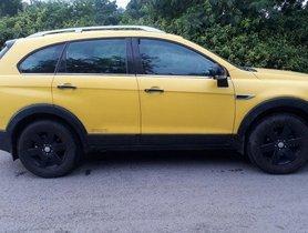 Used Chevrolet Captiva 2.2 LT MT 2014 for sale