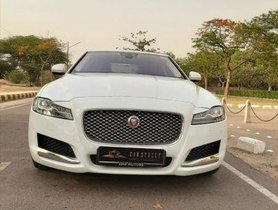 Jaguar XF 2016 Diesel AT for sale