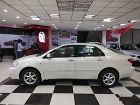2004 Toyota Corolla H3 AT for sale