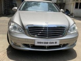 Used Mercedes Benz S Class S 350 CDI 2007 AT for sale