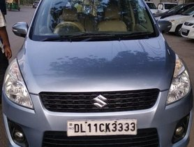 Used 2012 Maruti Suzuki Ertiga ZXI MT for sale