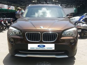 BMW X1 2010-2012 sDrive20d AT for sale