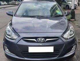 Hyundai Verna MT 2014 for sale