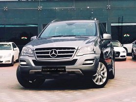 Mercedes Benz M Class 2011 AT for sale
