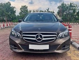 Used 2017 Mercedes Benz E-Class AT 2015-2017 for sale