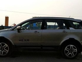Tata Hexa XTA 2016 AT for sale