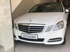 Used Mercedes Benz E-Class AT 1993-2009 car at low price