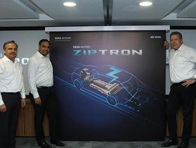 Tata Motors Unveils ZIPTRON Technology, 4 New Electric Car Launches in Pipeline