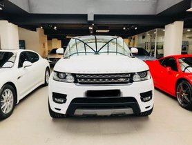 Used Land Rover Range Rover Sport HSE 2016 AT for sale