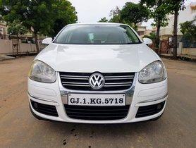 Volkswagen Jetta 2007-2011 1.9 TDI Comfortline DSG AT 2011 for sale