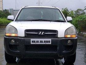 2006 Hyundai Tucson CRDi MT for sale at low price