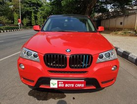 BMW X3 2011-2013 xDrive20d AT for sale