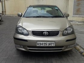 Used Toyota Corolla H2 MT car at low price