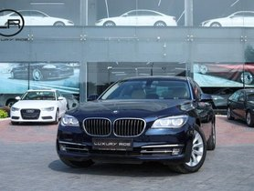 Used 2015 BMW 7 Series AT for sale