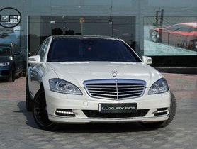 Mercedes-Benz S-Class S 350 CDI MT for sale