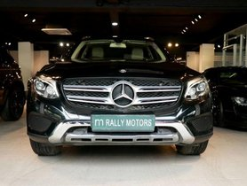 2016 Mercedes Benz GLC AT for sale