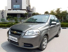 Chevrolet Aveo 2011 MT for sale