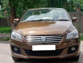Used Maruti Suzuki Ciaz AT car at low price