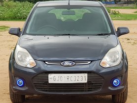 Used 2013 Ford Figo Diesel ZXI MT for sale
