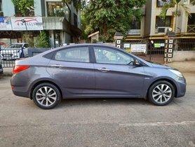 Used Hyundai Verna CRDi AT 2014 for sale