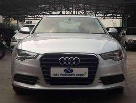 Audi A6 2.0 TDI Premium Plus, 2012, Diesel MT for sale